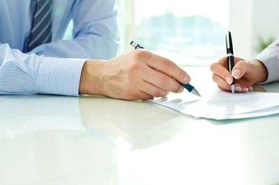 Оформление протокола совещания